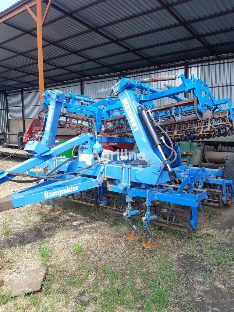 LEMKEN Kompaktor 600 stubble cultivator