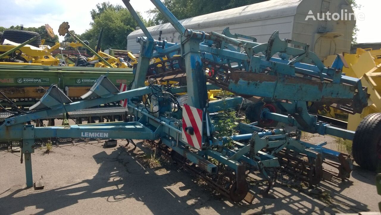 LEMKEN Kompaktor K600A-C stubble cultivator