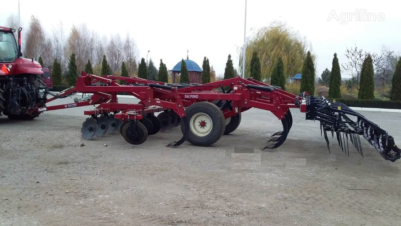 new Salford 9800 stubble cultivator