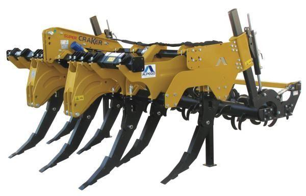 new ALPEGO CraKer KF 7-400 subsoiler