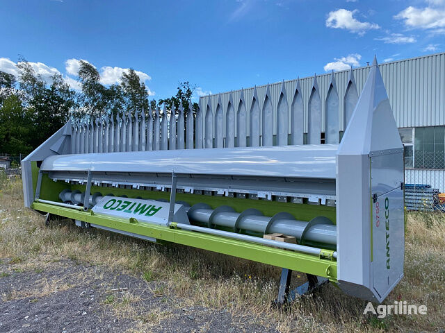 new AMTECO S750 sunflower header