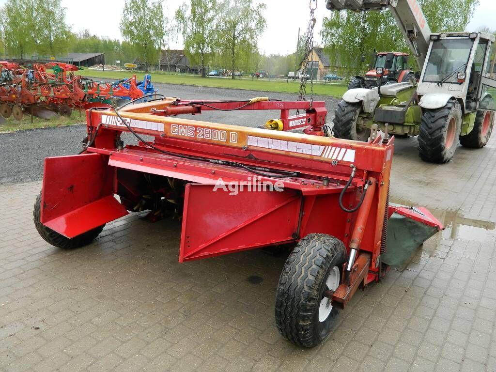 JF GMS 2800 tractor mulcher