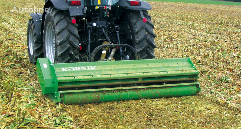 Kornik XL 2800, V NALIChII, s NDS tractor mulcher