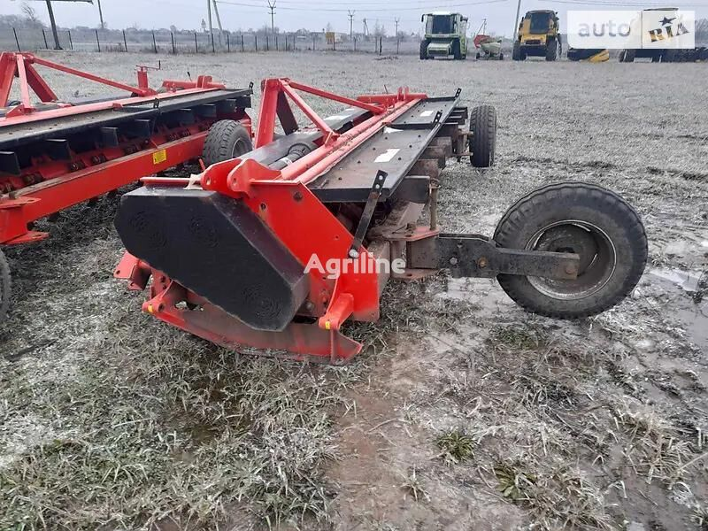 QUIVOGNE BP tractor mulcher