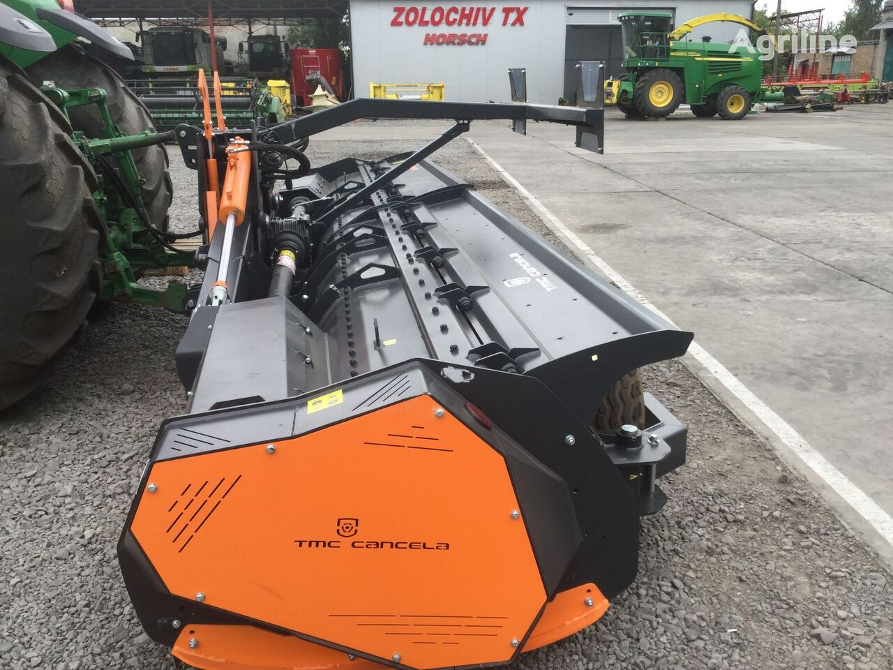 new SCHULTE TMC CANCELA TJP 2.50 tractor mulcher