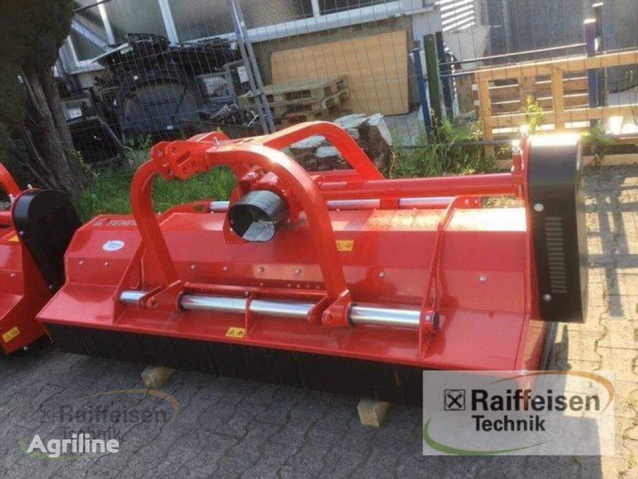 new TEHNOS MU 280 Profi tractor mulcher