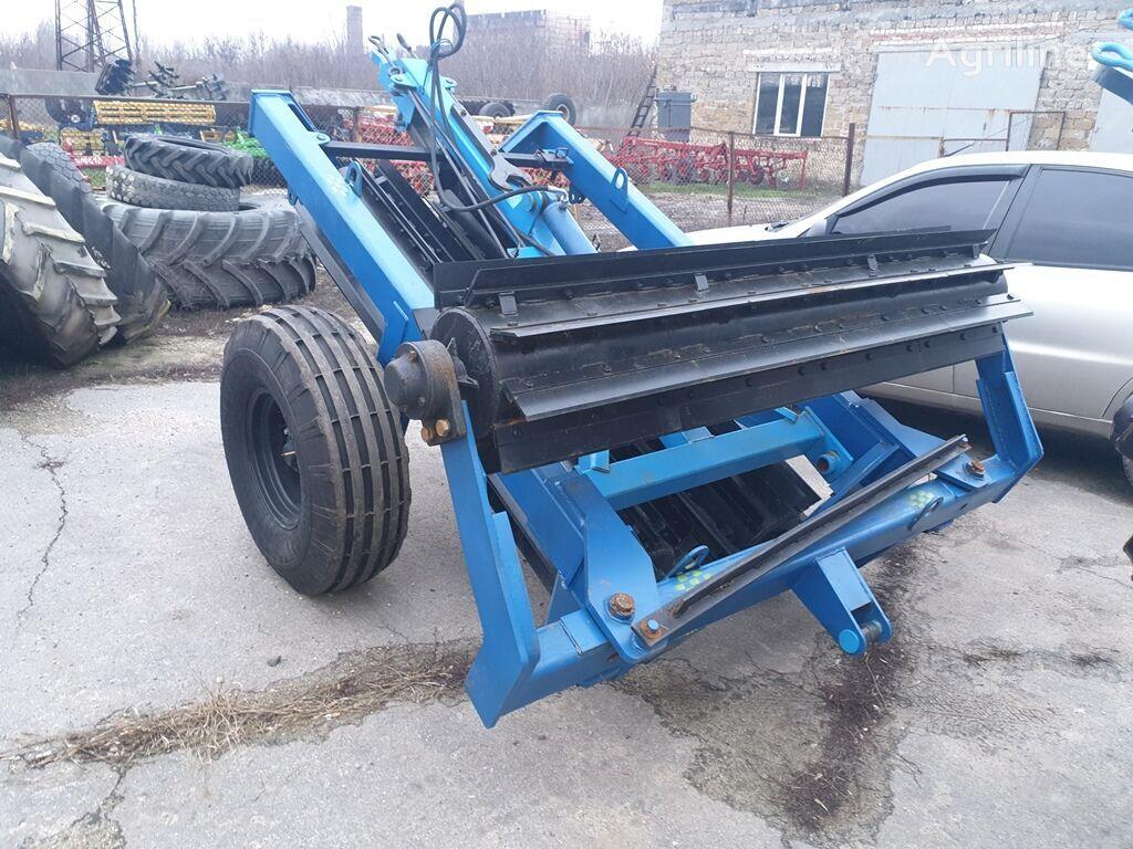 new UMANFERMMASH KZK-6 tractor mulcher
