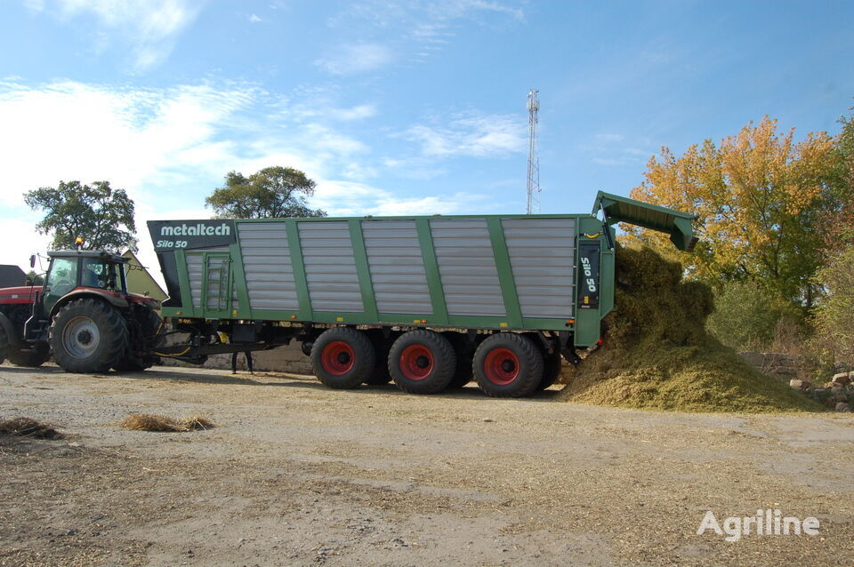 new METAL-FACH  SILO tractor trailer