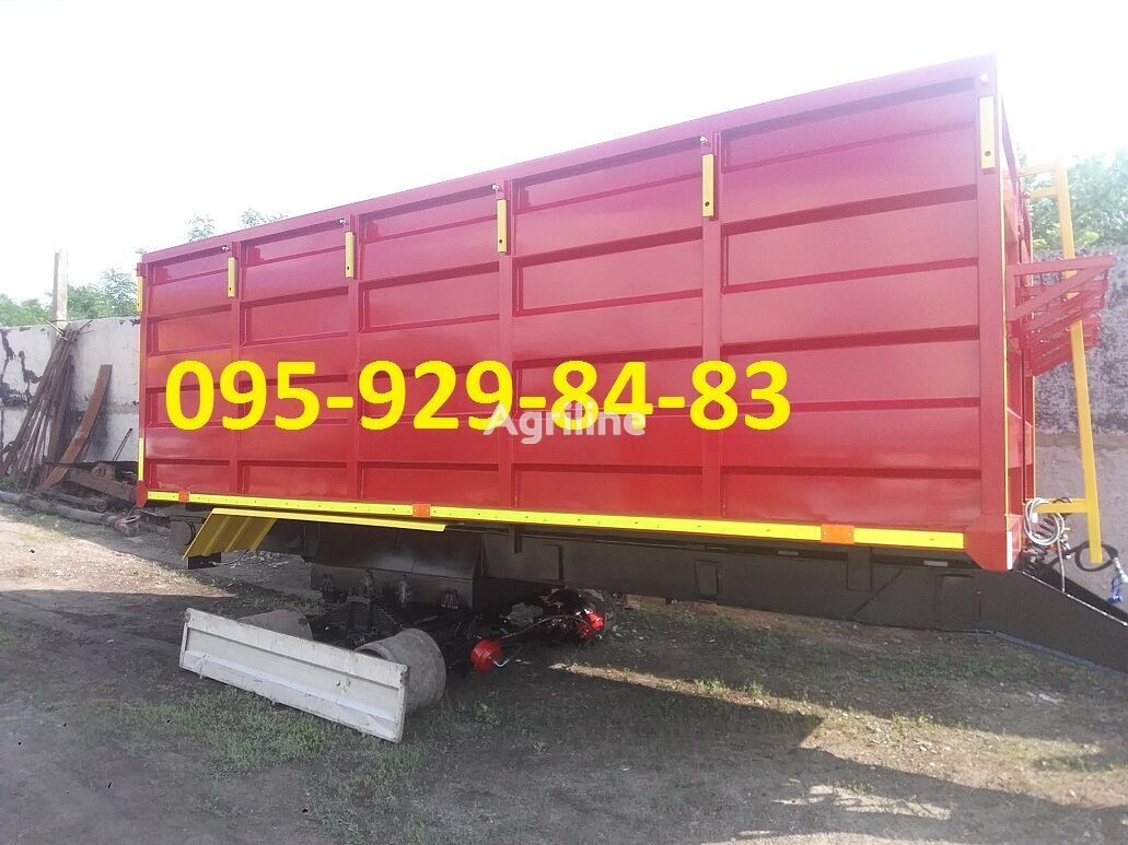 new 1PTS-9 tractor trailer