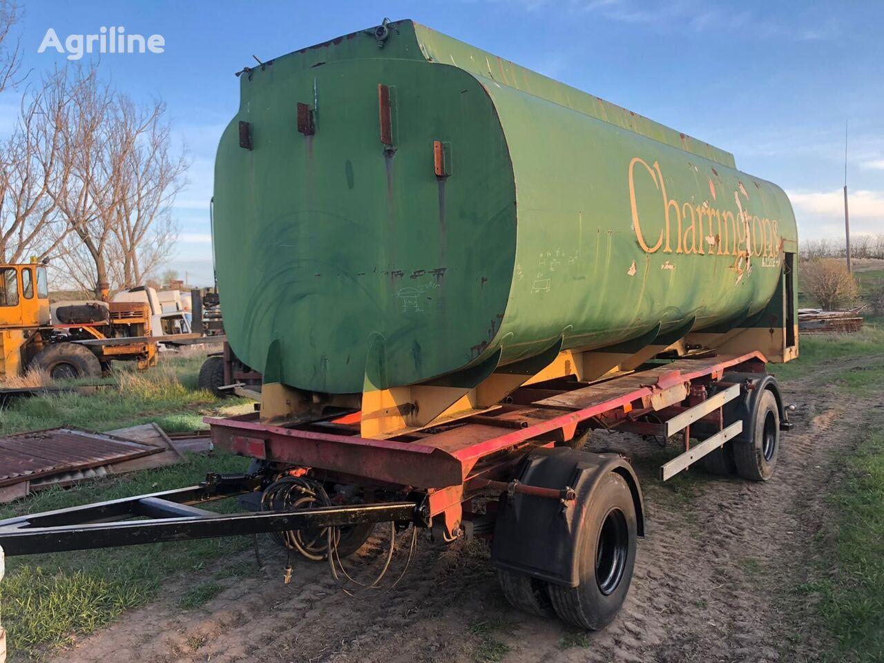 AGRITEC Remorca Bazin Apa Remorca agricultura cu bazin 19000 litri ( SEP tractor trailer