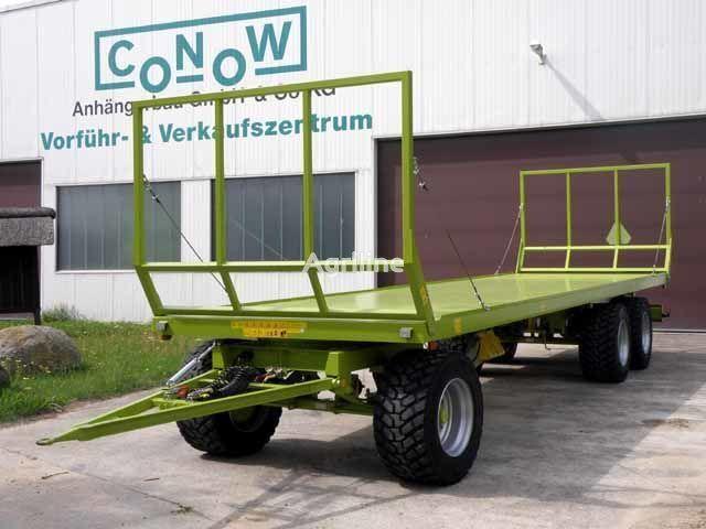new CONOW Ballentransportwagen tractor trailer