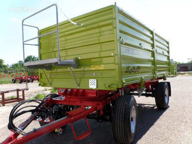 new CONOW HW 180 Dreiseiten-Kipper V 4 tractor trailer