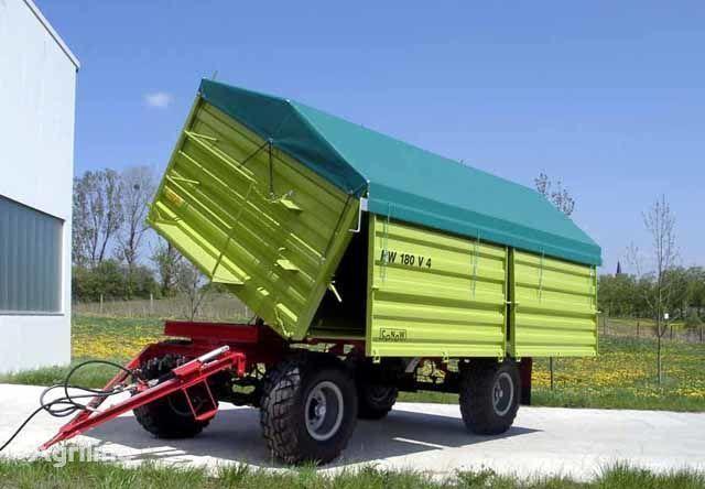 new CONOW HW 180 Zweiseiten-Kipper V 4 tractor trailer