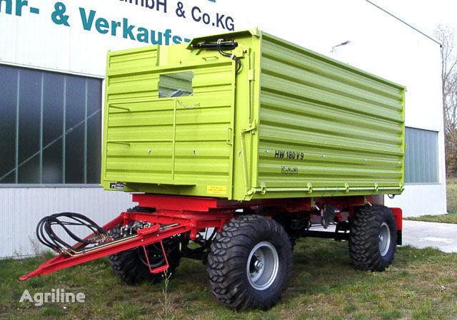 new CONOW HW 180 Zweiseiten-Kipper V 9 tractor trailer