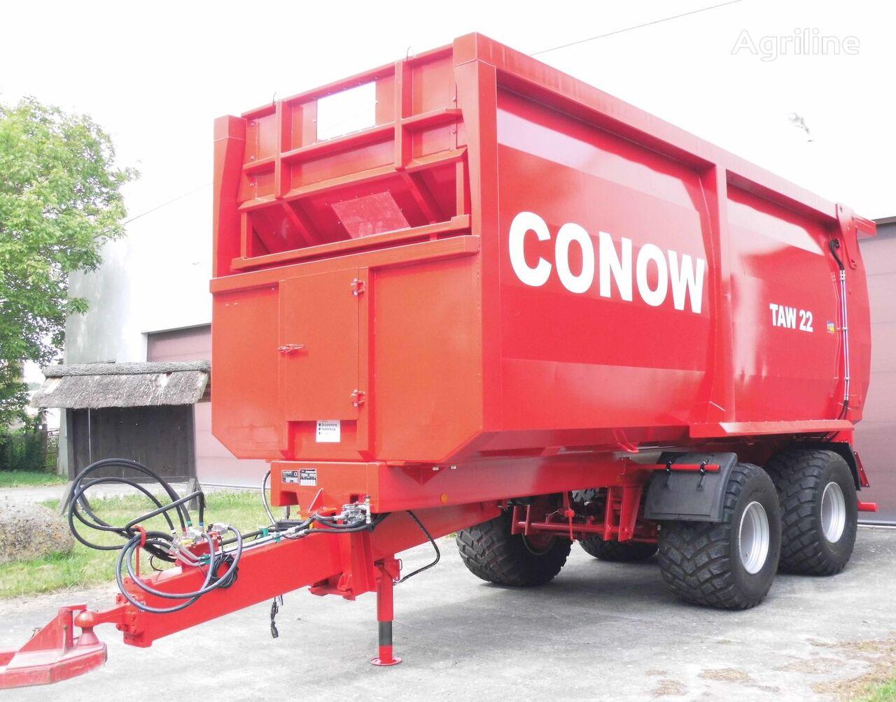 new CONOW TAW 22 tractor trailer