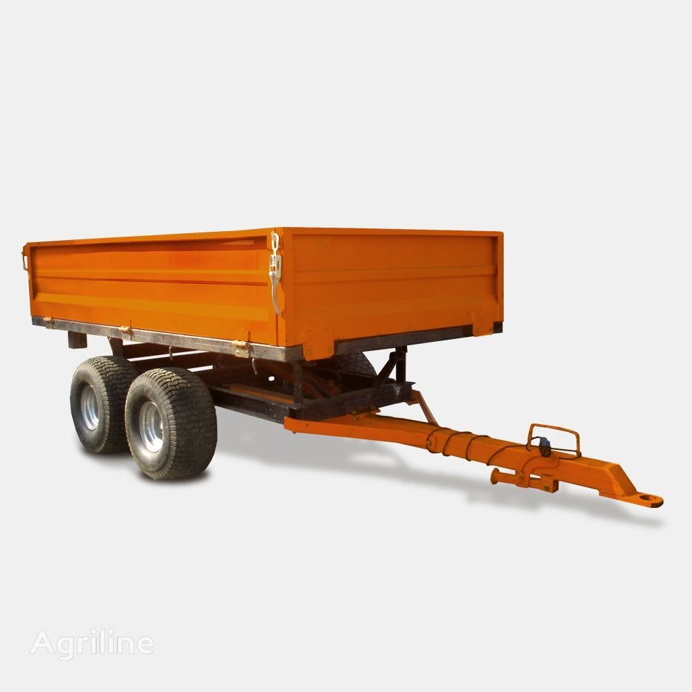 new DTZ PPTS-2 tractor trailer