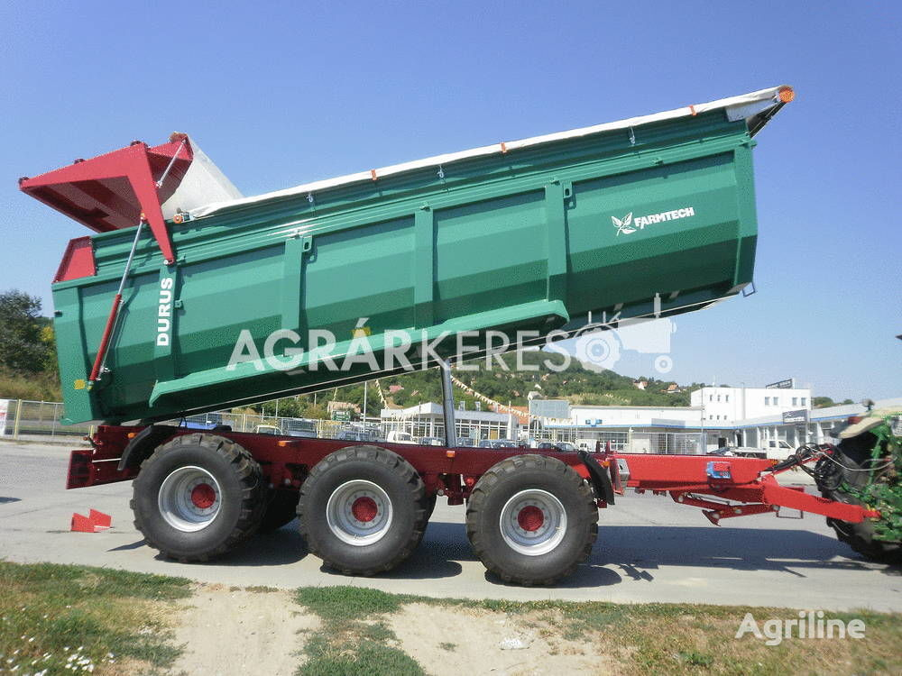 new FARMTECH DURUS 3000 tractor trailer