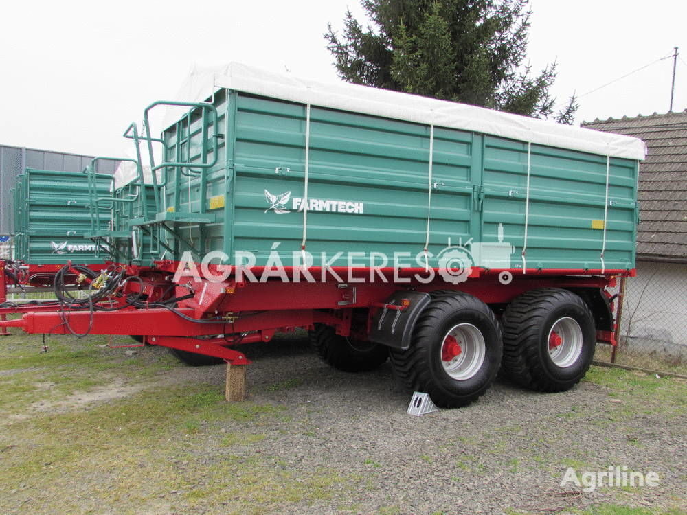 FARMTECH TDK-2000 tractor trailer