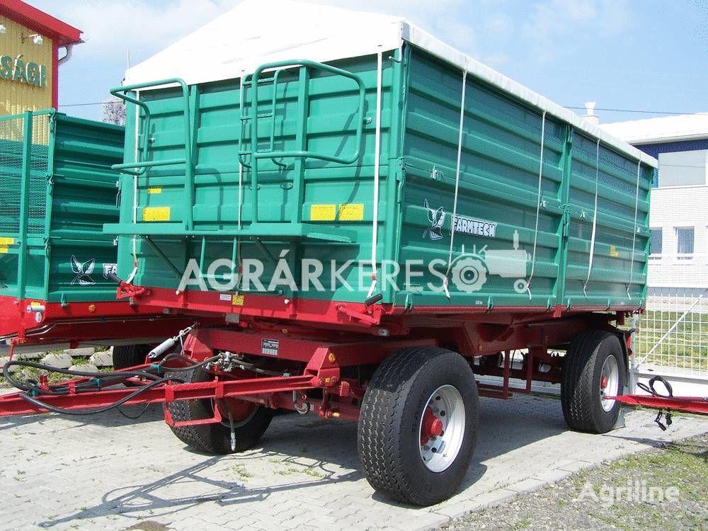 new FARMTECH ZDK-1800 tractor trailer