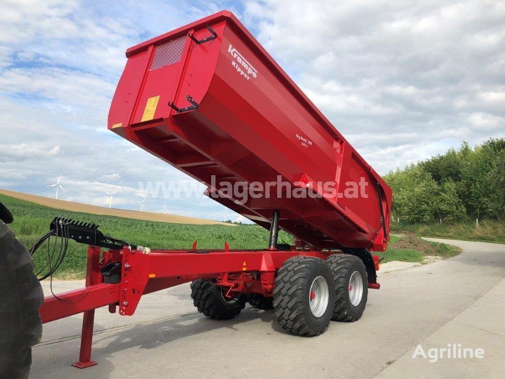 KRAMPE BIG BODY 650 CARRIER tractor trailer