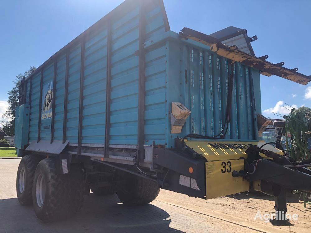 MENGELE SILOBULL 8000 tractor trailer
