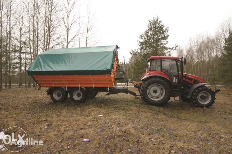 PRONAR  PT510  tractor trailer