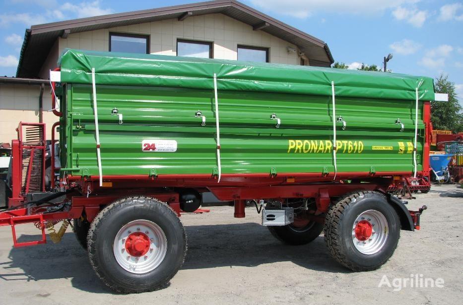 PRONAR PT608  tractor trailer