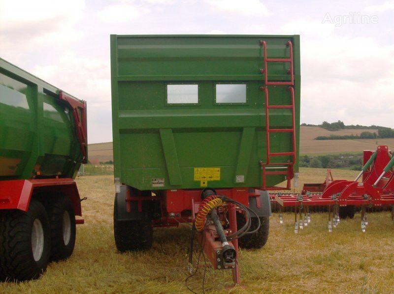 new PRONAR  Przyczepa tandem PRONAR T683 paletowa 15,3 t / 17,2 m³ tractor trailer