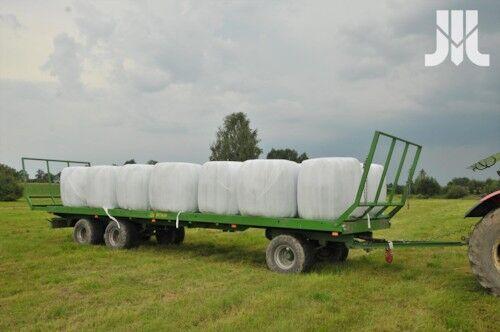 new PRONAR T 026 tractor trailer
