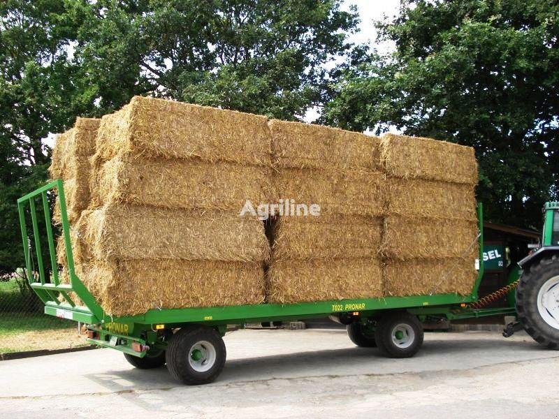 new PRONAR T022 do bel tractor trailer