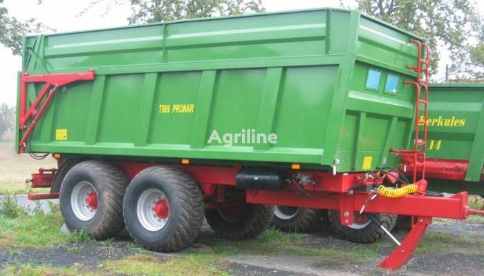 PRONAR T669 tractor trailer