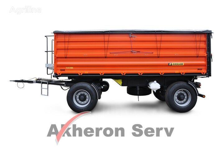 Remorcă agricolă Zaslaw 12 t model 737BA-12 tractor trailer