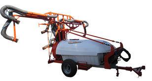 new MaxiMarin Опрыскиватель для виноградников, прицепной с турбиной trailed sprayer