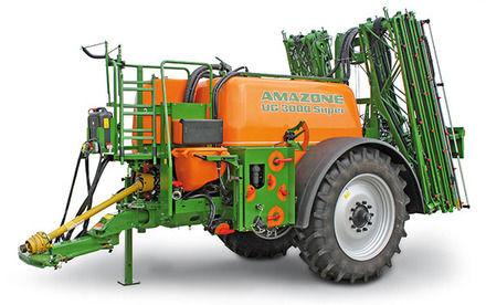 new AMAZONE UG 3000 trailed sprayer