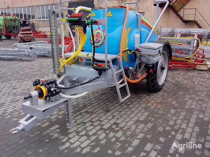 new MAKSUS 2000 KAS ruchne rozkladannya trailed sprayer