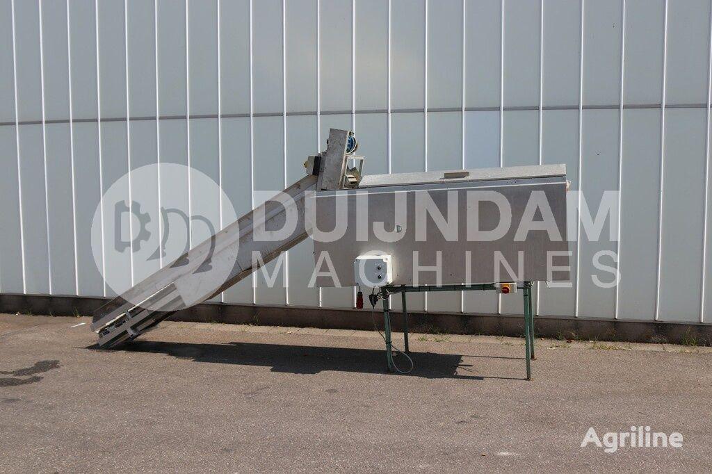 Buitendijk & Slaman Duijndam Machines vegetable washing machine