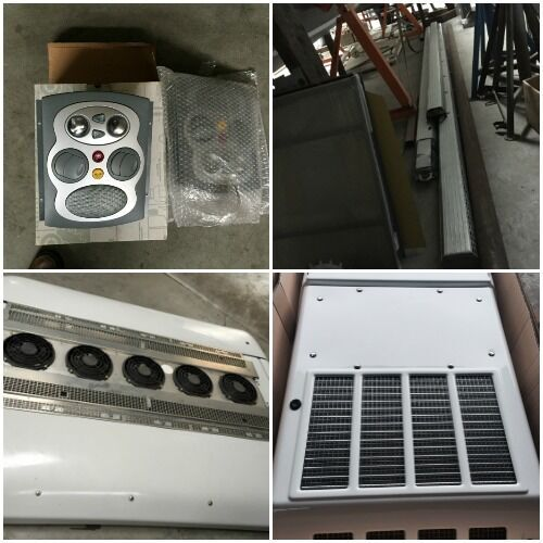 Alle Alle ventilation equipment
