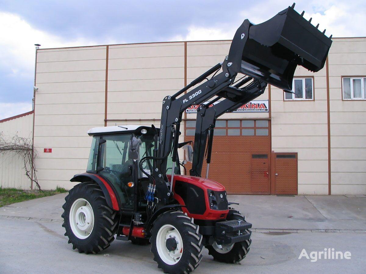 new ARMATRAC 1054e+ wheel tractor