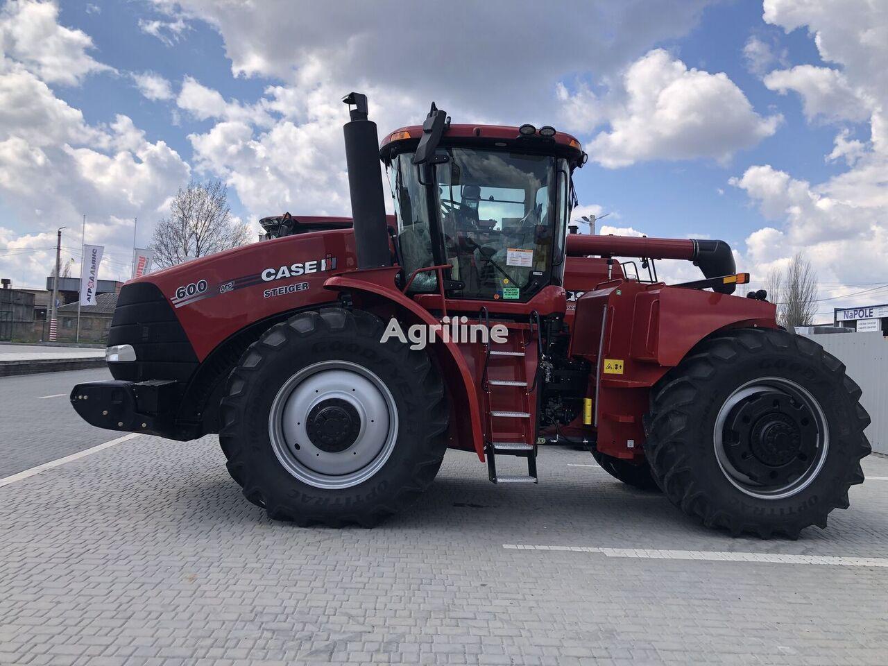 new CASE IH Steiger 600 AFS Connect (lizing za 1 den) wheel tractor