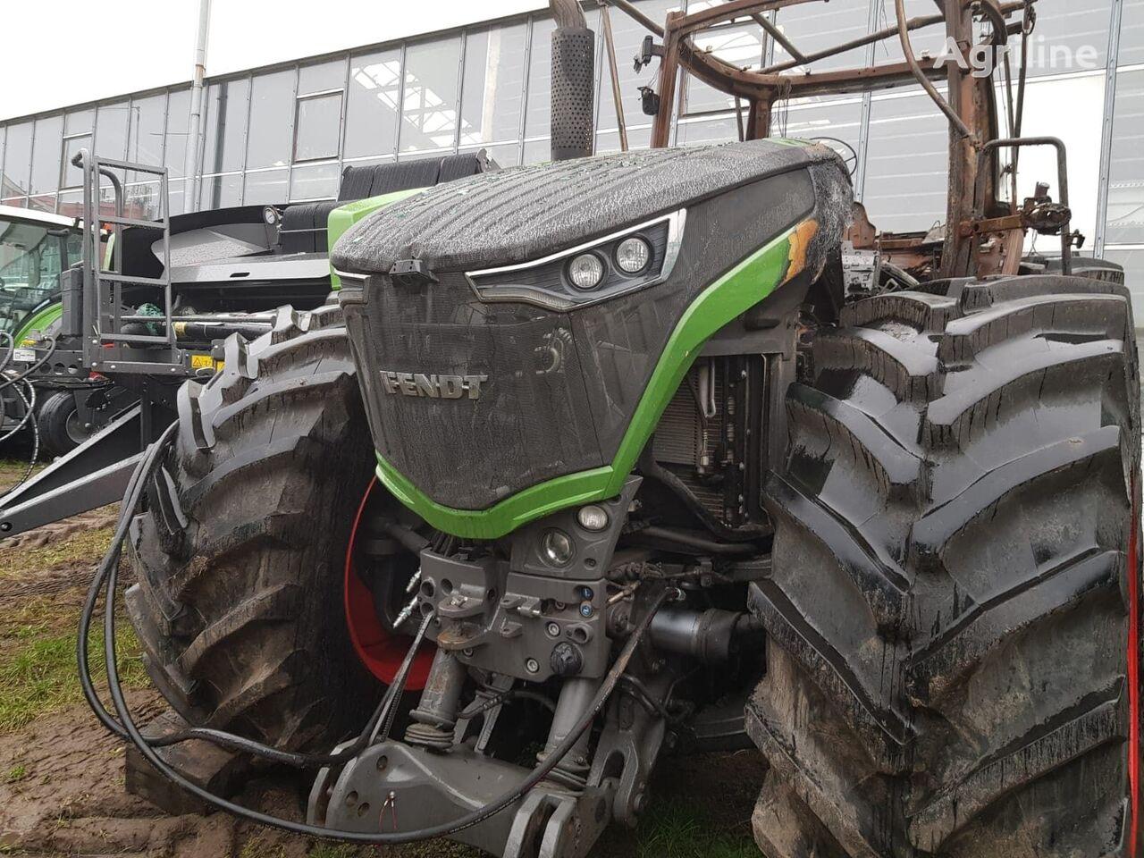 FENDT 1042 Vario Parts, Części wheel tractor