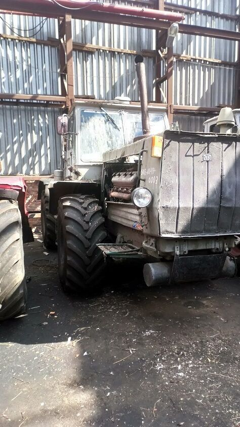 HTZ T-150 wheel tractor