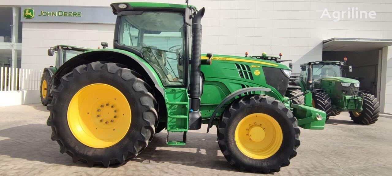 JOHN DEERE 6190 R wheel tractor