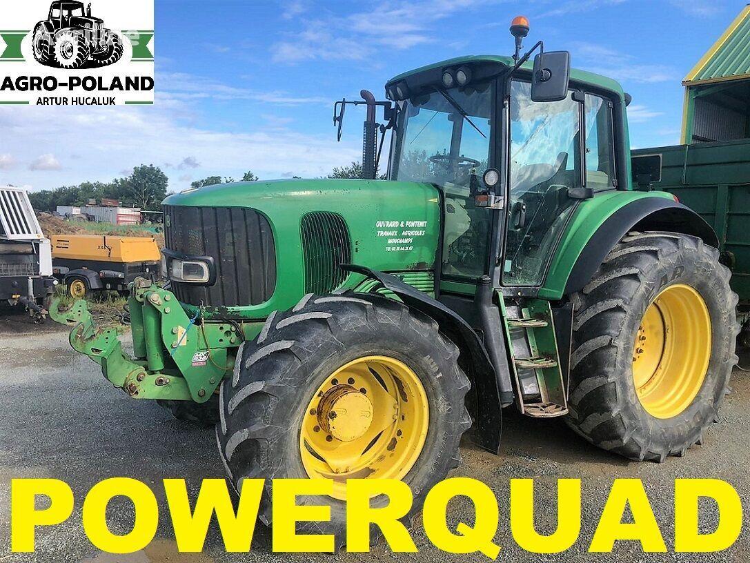 JOHN DEERE 6920 PREMIUM - POWERQUAD - TUZ wheel tractor