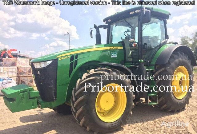 JOHN DEERE 8400 №851 wheel tractor