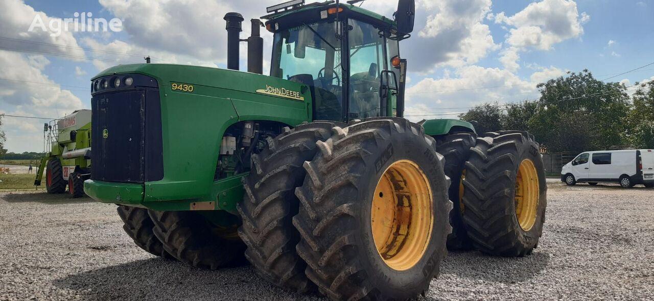 JOHN DEERE 9430 wheel tractor
