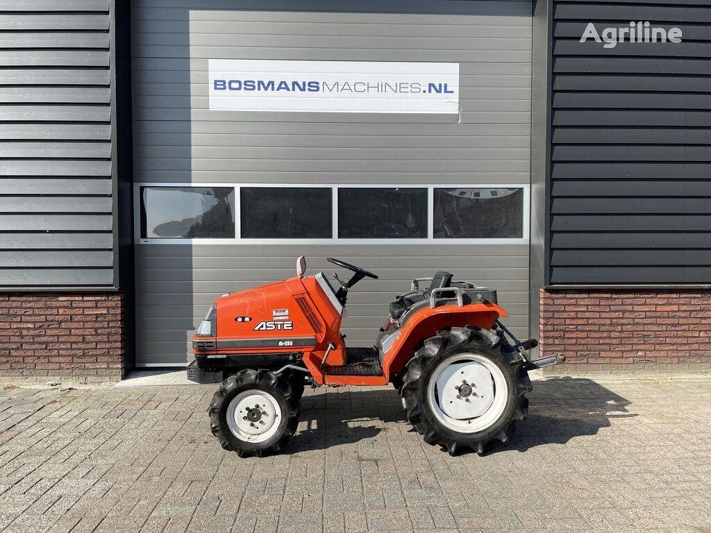 KUBOTA ASTE A155 4WD 17 PK minitractor wheel tractor