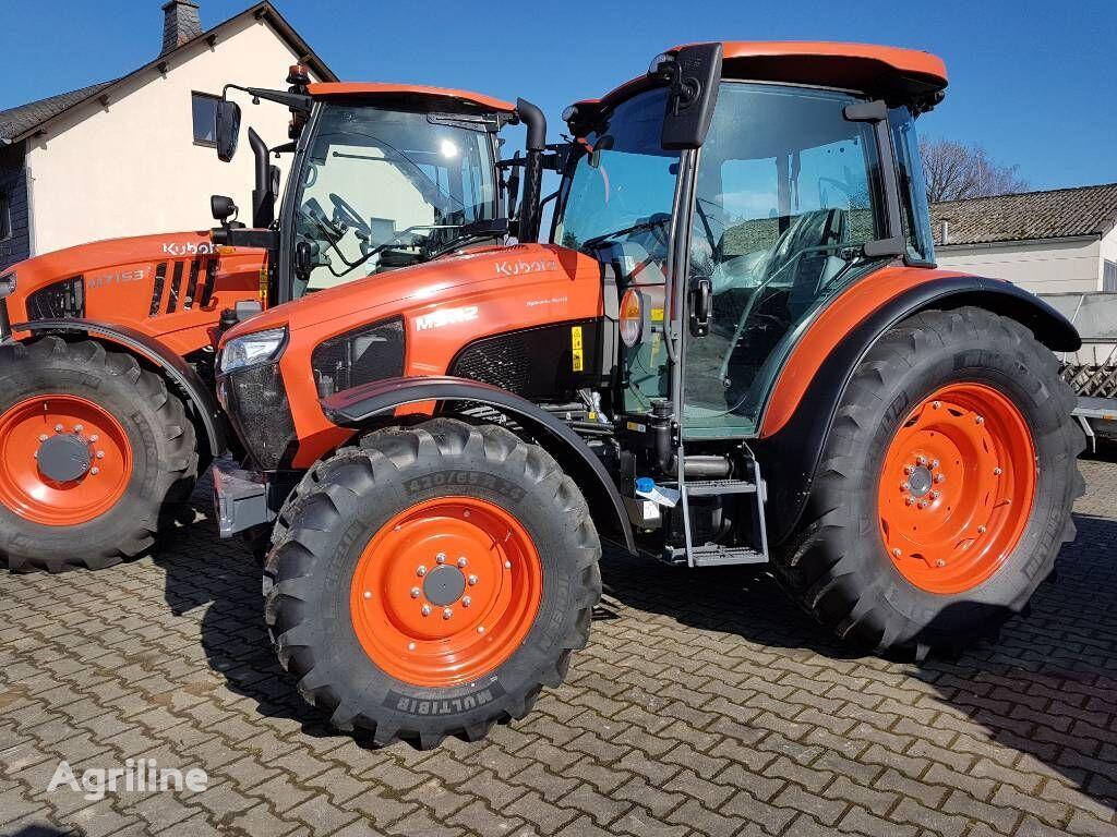 new KUBOTA M5112 wheel tractor