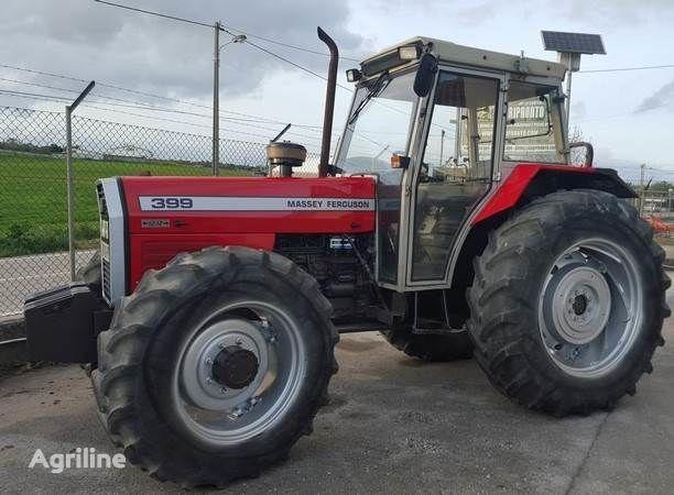 MASSEY FERGUSON 399 DT wheel tractor