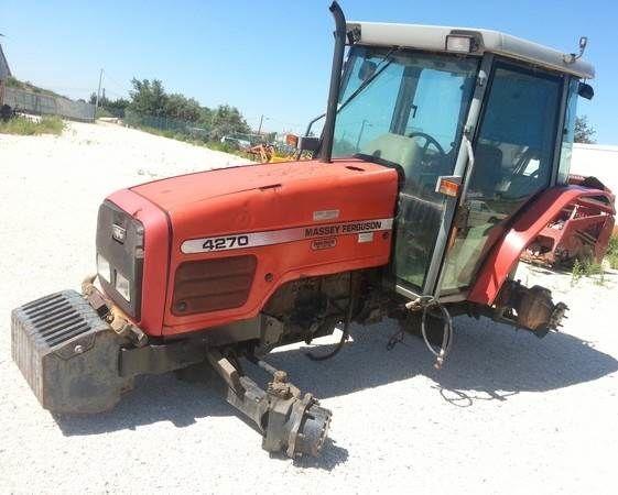 MASSEY FERGUSON 4270 para peças wheel tractor for parts