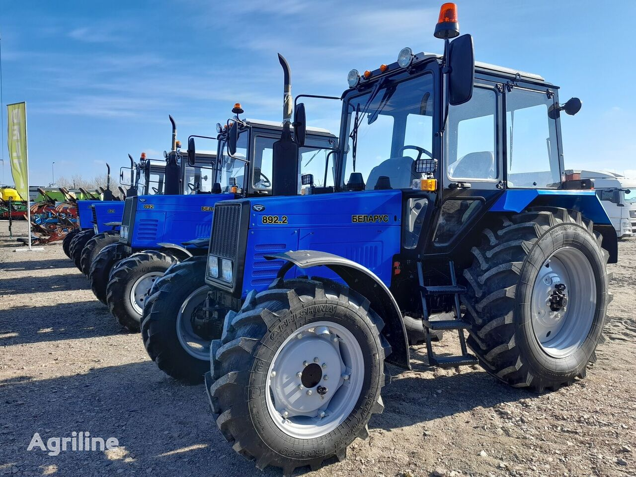 new MTZ 892.2 | V nyavnosti vsi modeli! wheel tractor